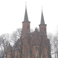 Parafia Łużna