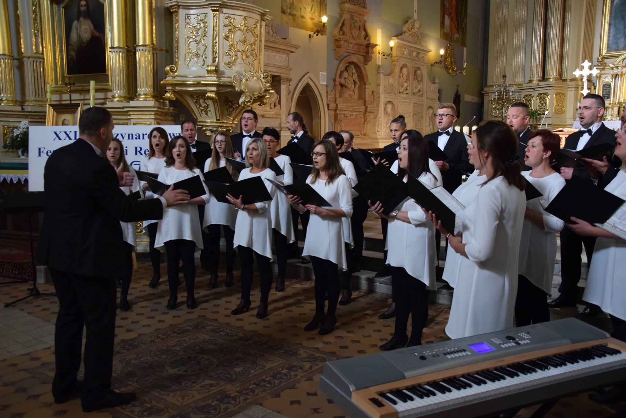 """XXI Międzynarodowy Festiwal Pieśni Religijnej """"Cantate Deo"""""""